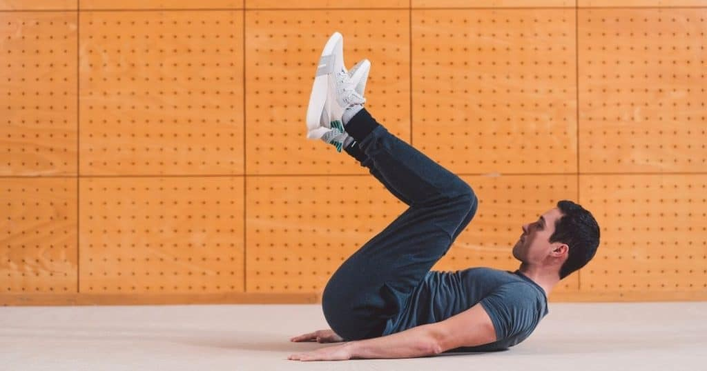 lower ab workout for golfers